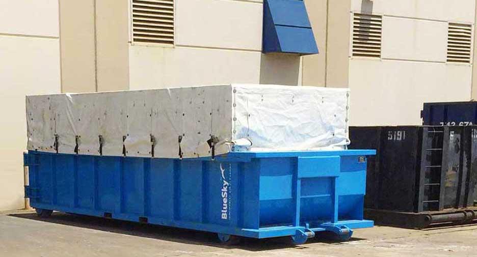 industrial dust collector rental