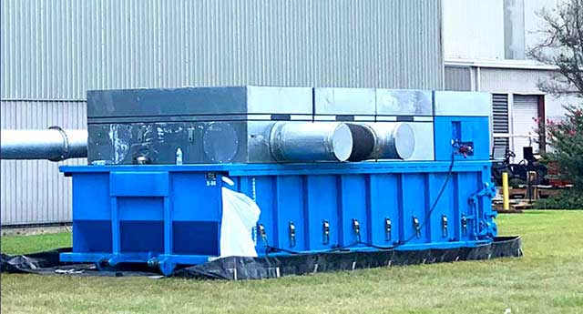 mobile dust collector pharmacieutical industry