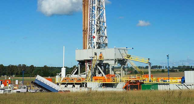mobile dust-collector rental fracking