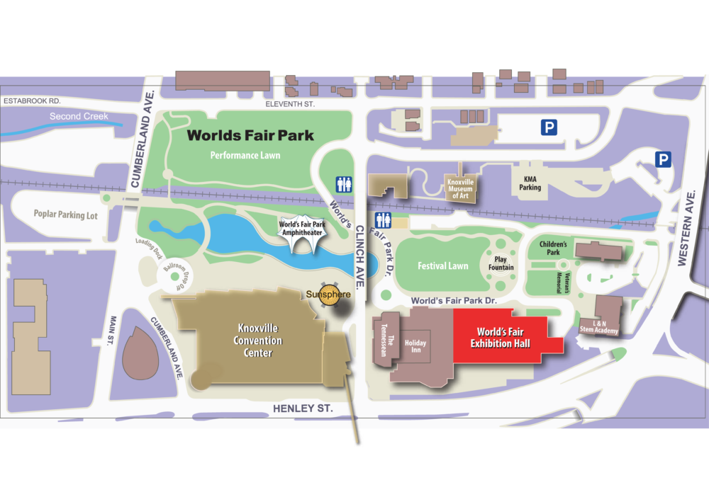 Directions and Parking to World's Fair Exhibition Hall
