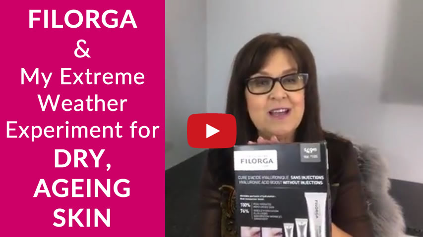 Filorga & My Extreme Weather Experiment for Dry, Ageing Skin