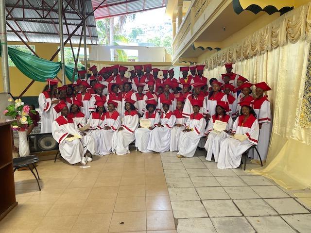 CSS Graduation