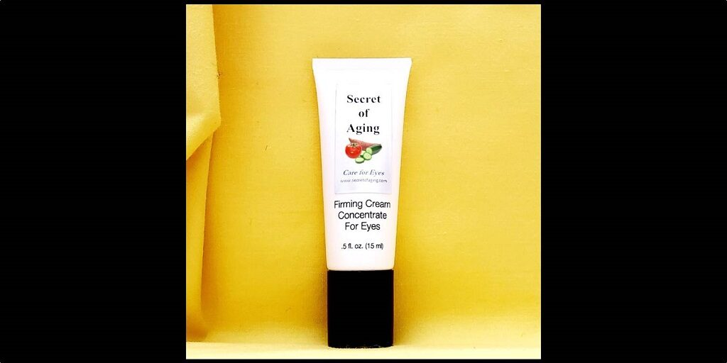 Firming Cream Concentrate For Eyes by Secret of Aging