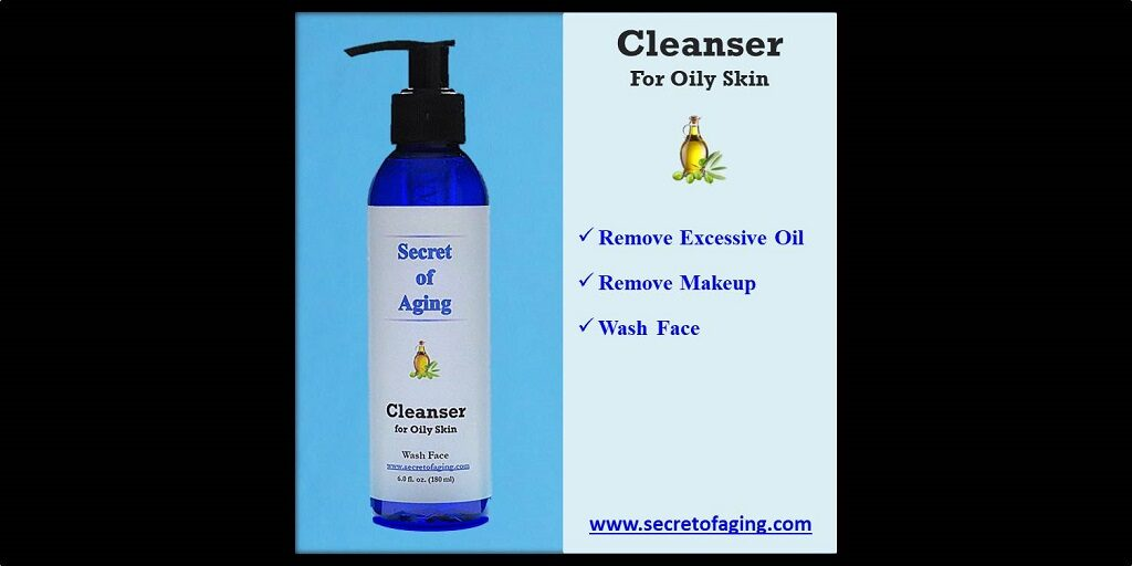 Cleanser for Oily Skin by Secret of Aging