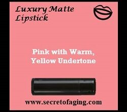 Pink with Warm Yellow Undertone