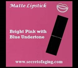 Bright Pink with Blue Undertone