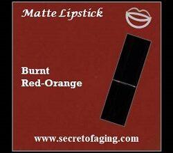 Burnt Red-Orange