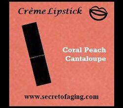 Coral Peach Cantaloupe