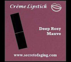 Deep Rosy Mauve