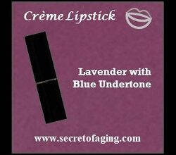 Lavender with Blue Undertone