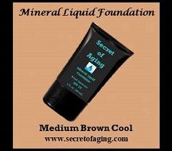 Medium Neutral Brown Cool Undertone