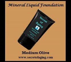Medium with Olive Undertone