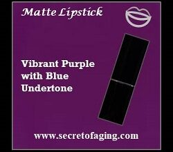 Vibrant Purple with Blue Undertone