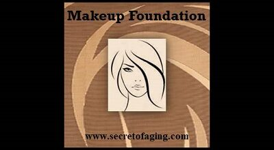 2021 Makeup Foundation by Secret of Aging