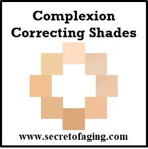 Complexion Correcting Shades by Secret of Aging