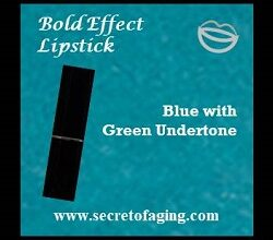 Blue with Green Undertone