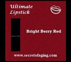 Bright Berry Red