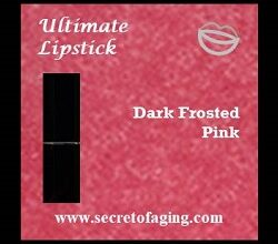 Dark Frosted Pink