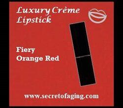 Fiery Orange Red