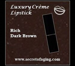 Rich Dark Brown