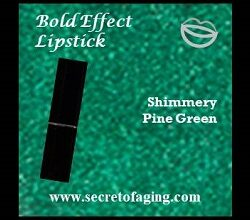 Shimmery Pine Green