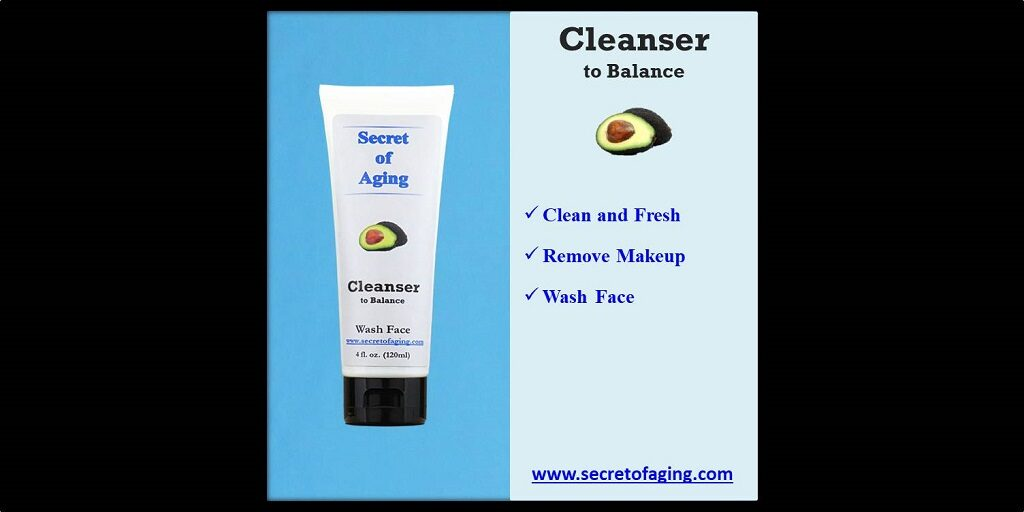 Cleanser to Balance by Secret of Aging