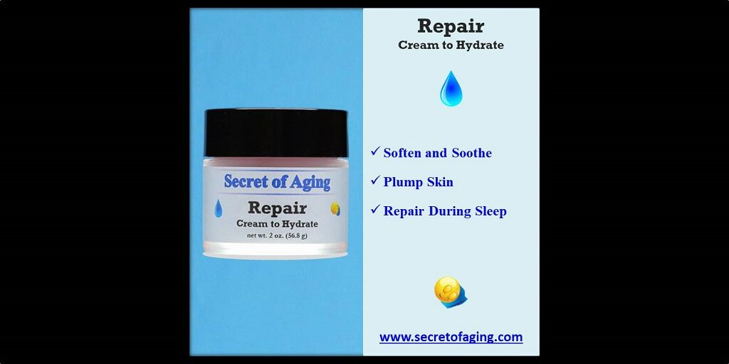 Repair Cream to Hydrate by Secret of Aging