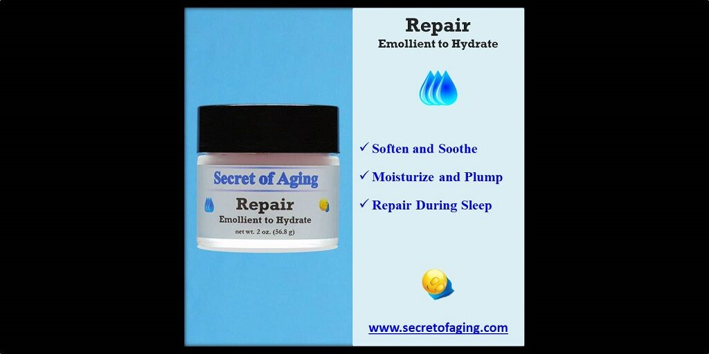 Repair Emollient to Hydrate by Secret of Aging