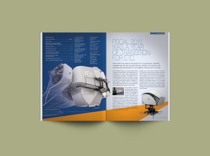 ETC Annual Report