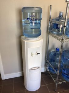 Millenia water cooler