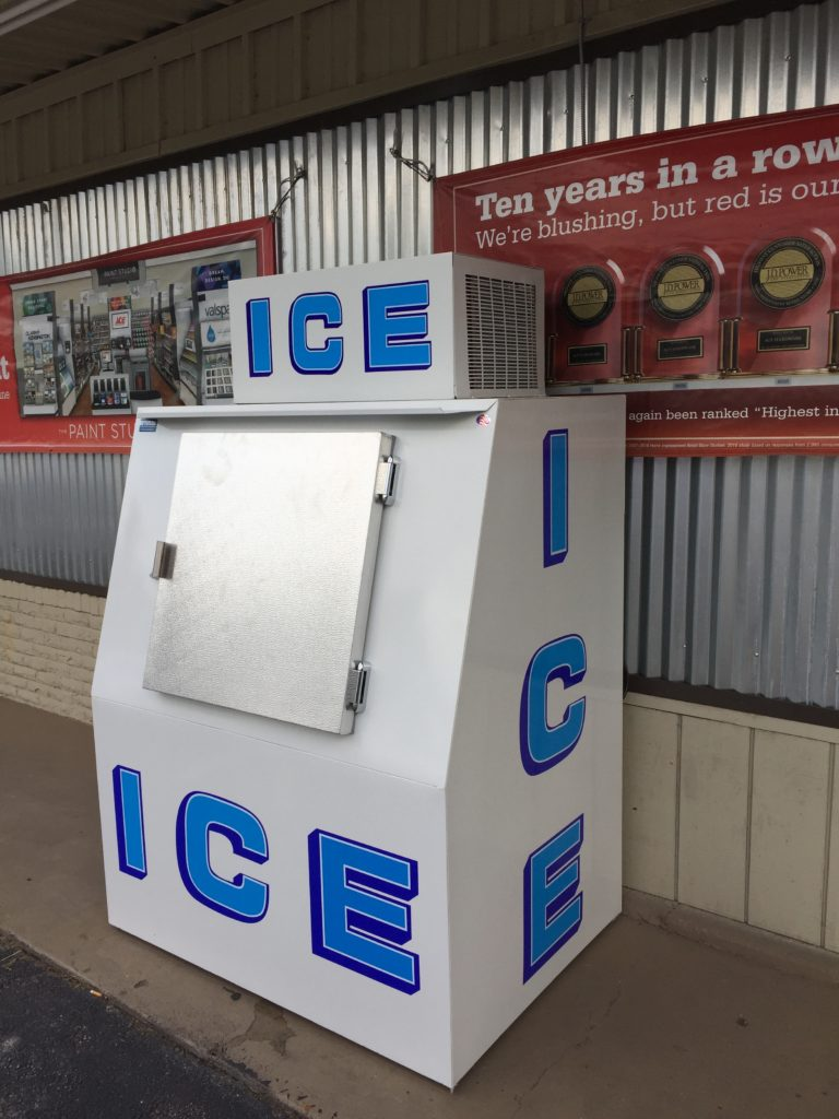 Millenia Ice Merchandiser