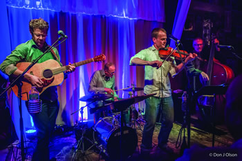 The Barley Jacks – Bluegrass Music at its finest
