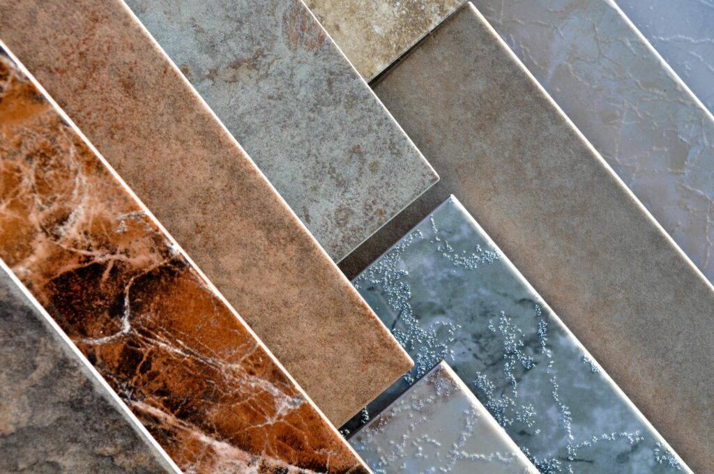 Tile floor installation in Phoenix