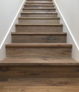 square Flush Stair Nose