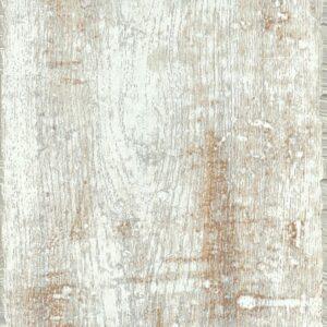 salvaged plank white