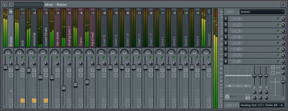Hitting the right key points when mixing electronic music (part 1)