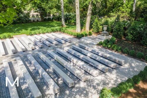 BMP Boxwood Garden