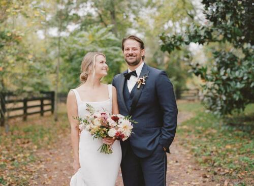 wedding plantation outdoors TN