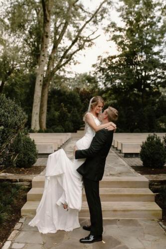 boxwood garden wedding Nashville