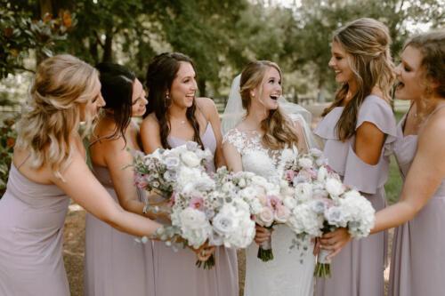 wedding celebration outdoors photo