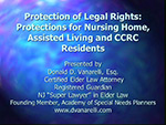Protection of Legal Rights PowerPoint Presentation