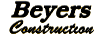 Beyers Construction Logo