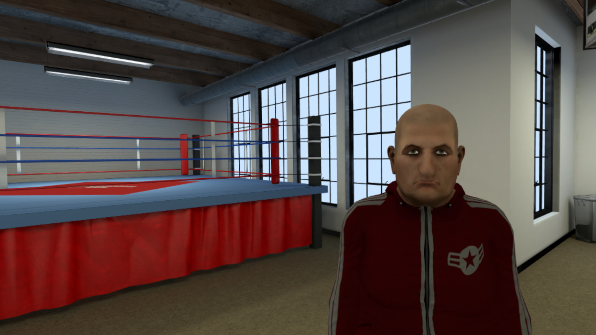 The Thrill of the Fight – VR Boxing