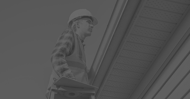 Roofing contractor inspection