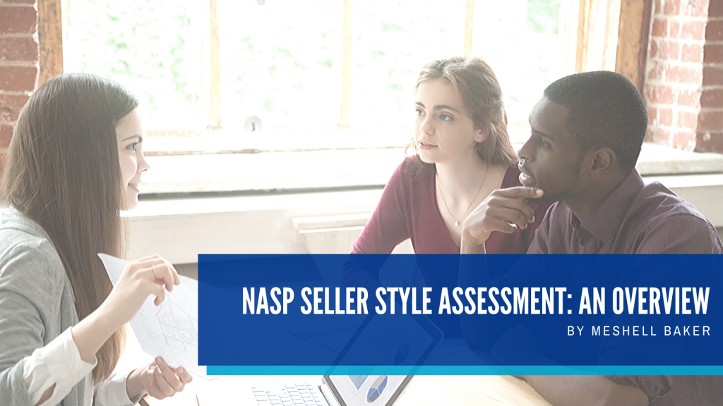 NASP Seller Style Assessment