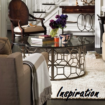 Stanley-Furniture-Avalon-Heights-Roxy-Round-Glass-Coffee-Table