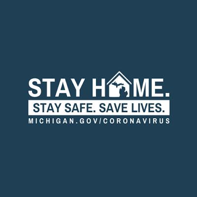 Steve Kluemper Stay Home Stay Safe
