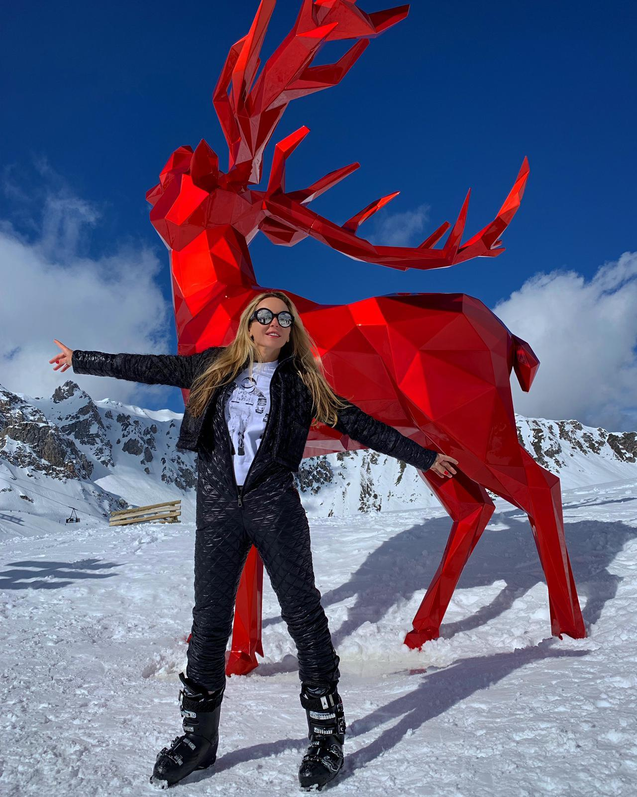 Courchevel: ski time, luxury hotels and good restaurants!