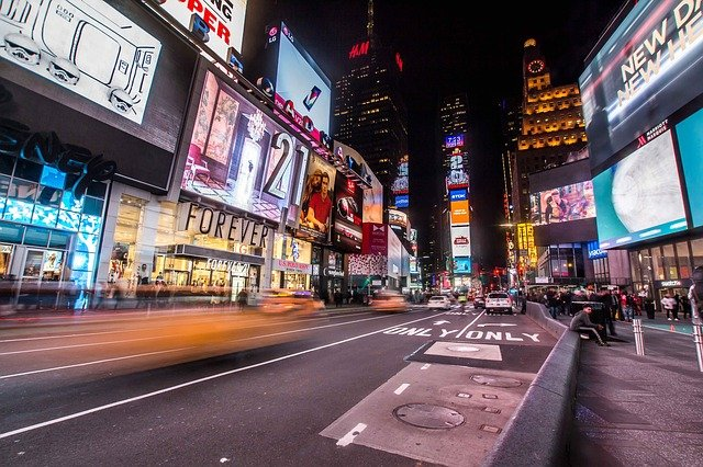 New York after pandemic