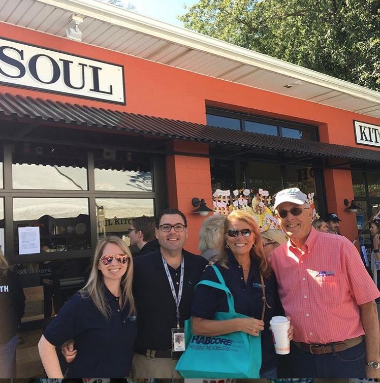 group at Soul Kitchen